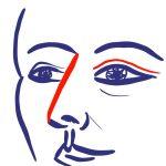 facial surgery icon